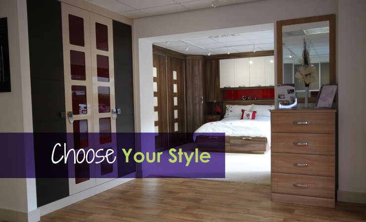 Woodrobes bespoke fitted wardrobes